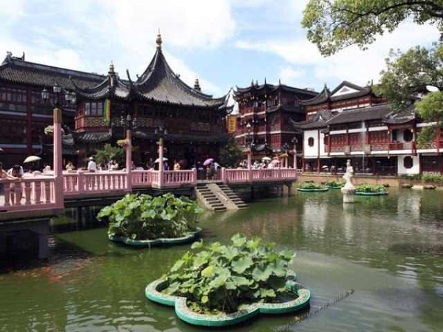 Yuyuan Jardines Chinos