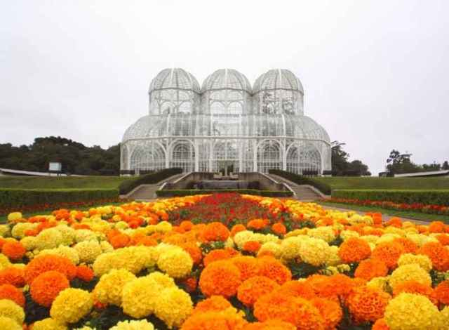 Descargar Imagenes del jardin Curitiba en Brasil