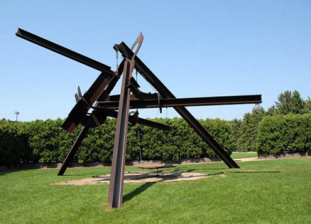 Fotografias del jardin de la escultura en estados unidos