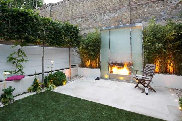 Fotos con ideas diseño jardines modernos exteriores