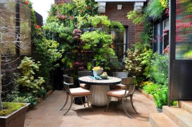 Imágenes con ideas de decoración y diseño de jardines