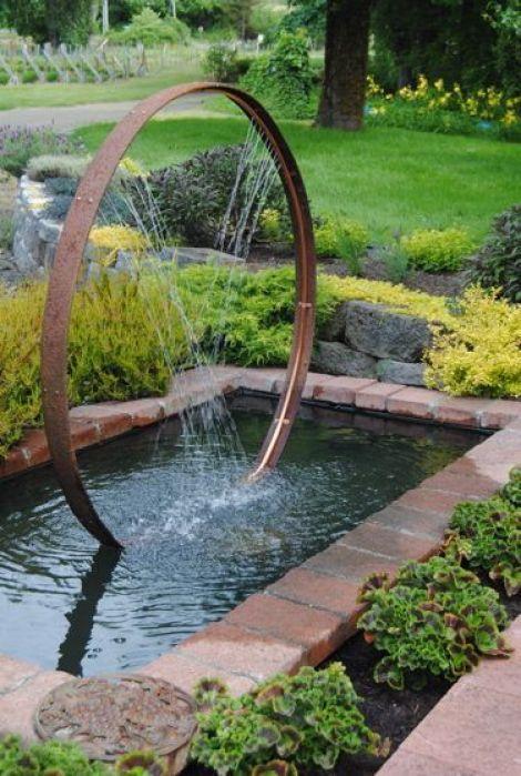 Imagenes Con Ideas Para Decorar El Jardín Con Cosas Recicladas