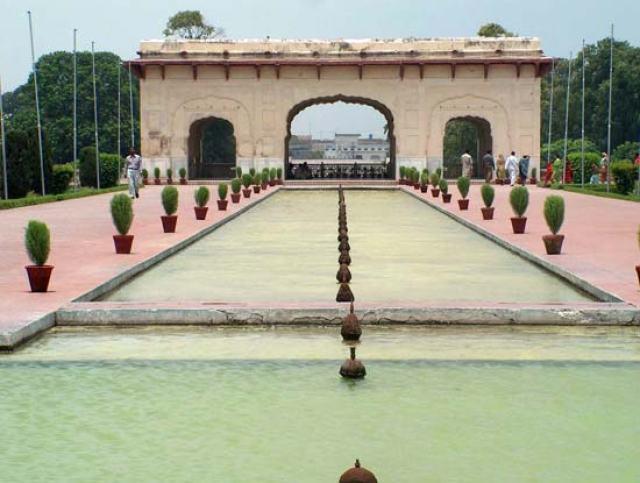 Imagenes Jardin en Pakistan Shalimar para descargar