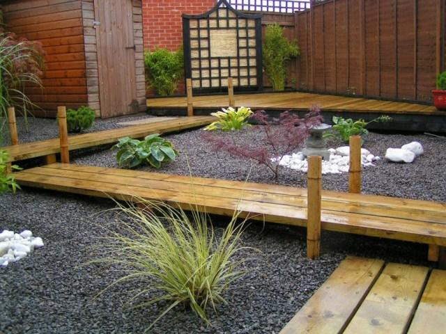 Imagenes de proyectos decoración jardín zen
