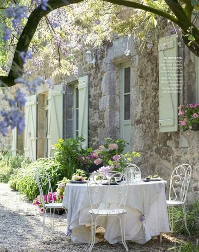 Imagenes ideas de decoracion jardines exteriores