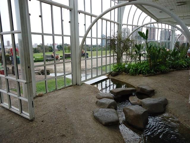 Jardin Botanico en Brasil