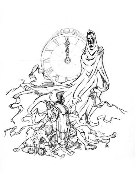 Definition Of Santa Muerte