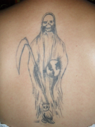 20 Imagenes De Tattoos De La Santa Muerte Ideas And Designs