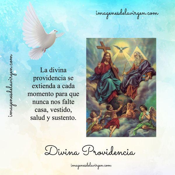 Imágenes De La Divina Providencia Para Descargar Gratis
