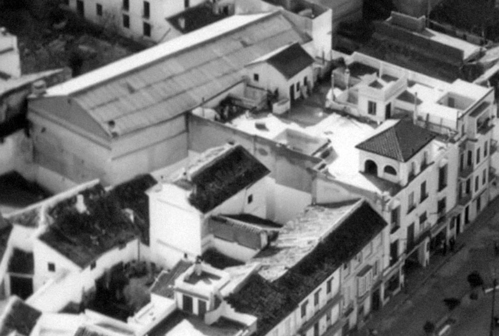 Teatro – Palacio Erisana 1965
