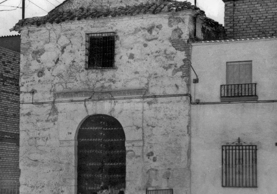 Desaparecida Ermita de Santa Lucia. 1965