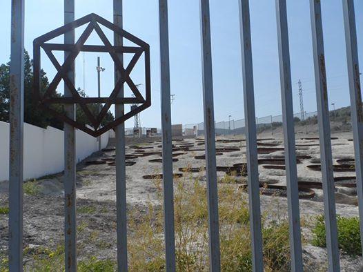 «shama israel» Necrópolis Judía