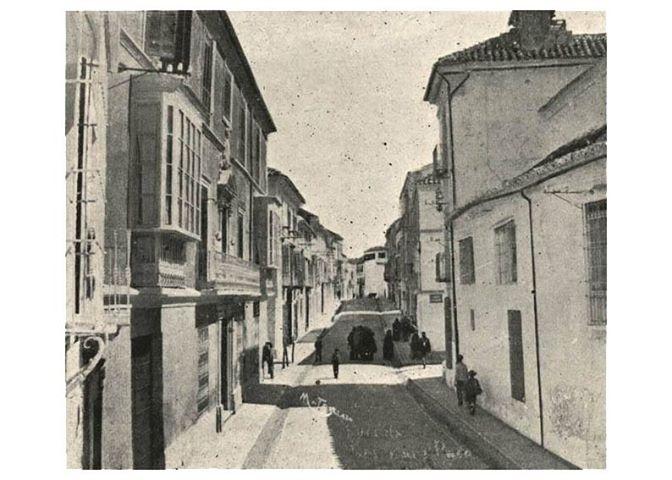 Calle del peso 1912