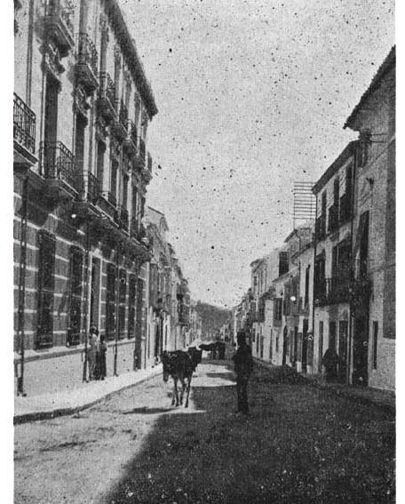 Calle del Peso 1916
