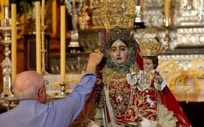 «Al detalle» Virgen de Araceli