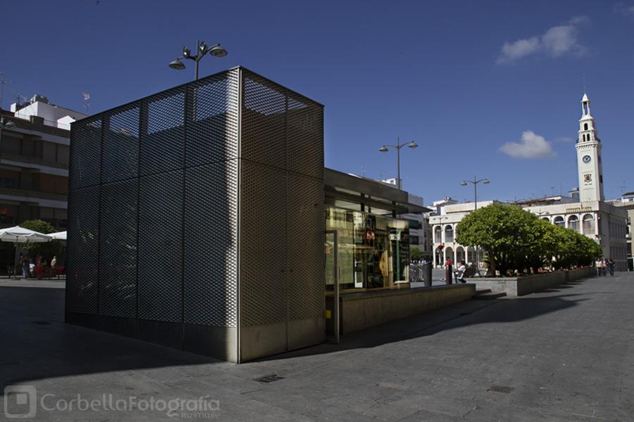 Parking de la plaza Nueva