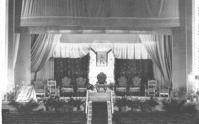 Palacio Erisana en 1961