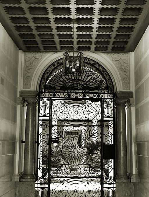 portal de la casa de los vibora en c/ san pedro