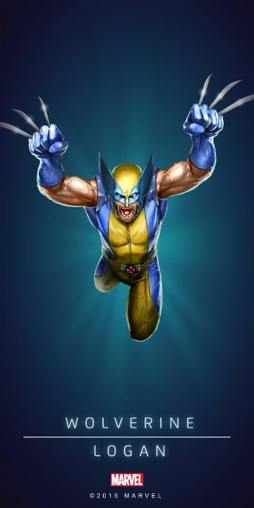 Black Spiderman Logo Wallpaper Descargar Fondos De Pantalla De Wolverine Gratis Aqu 237