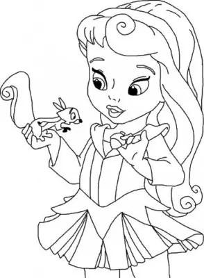 Dibujos De Muñecas Bonitas Para Dibujar Y Pintar