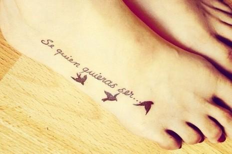 Imágenes Con Frases Para Tatuajes Muy Originales