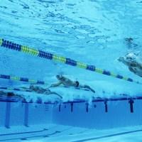 Walpaper gratis de las Olimpiadas de natación, en HD.