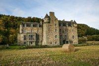 castillo, escocia, highlands y las islas
