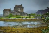 castillo de eilean donan, escocia, castillo
