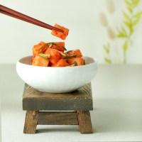 Comida kimchi