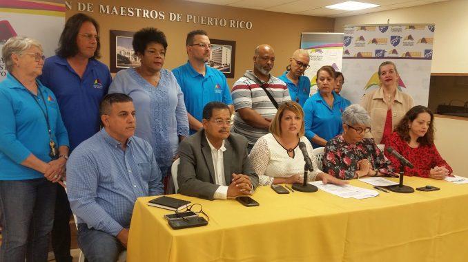 Asociación de Maestros exige a gobernadora se pague prometido aumento salarial al magisterio