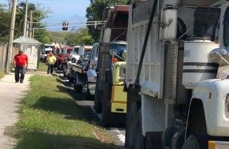 Camioneros se movilizarán a emplazar candidatos a la gobernación
