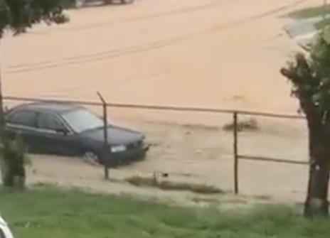 VIDEO: Se reportan inundaciones en Utuado