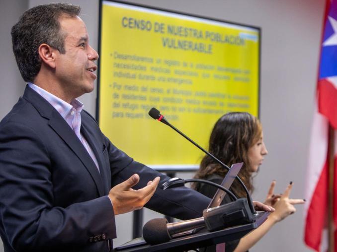 Miguel Romero presenta su agenda en el tema de salud para la Ciudad Capital