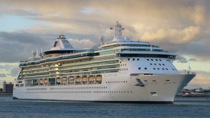 Crucero relizará parada de reabastecimiento en San Juan