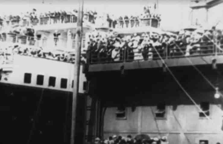 Nuevas imágenes de los restos del Titanic | Captura de pantalla: @ReutersLatam
