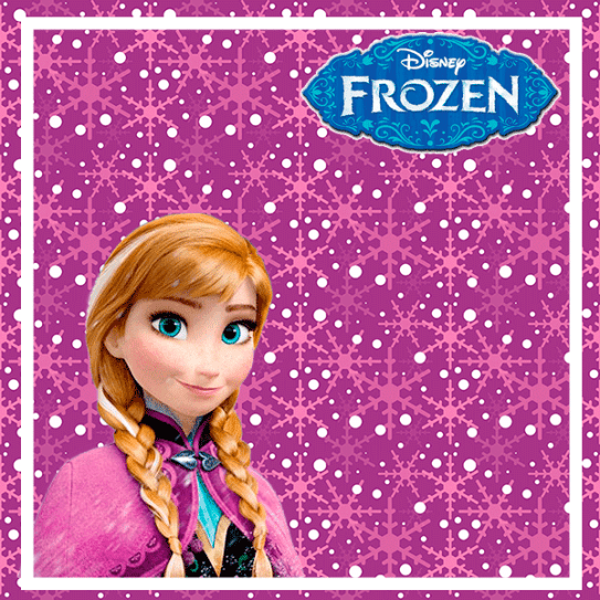 Frozen imagenes de Anna
