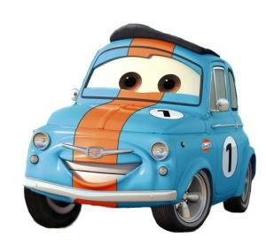 Autos de Cars