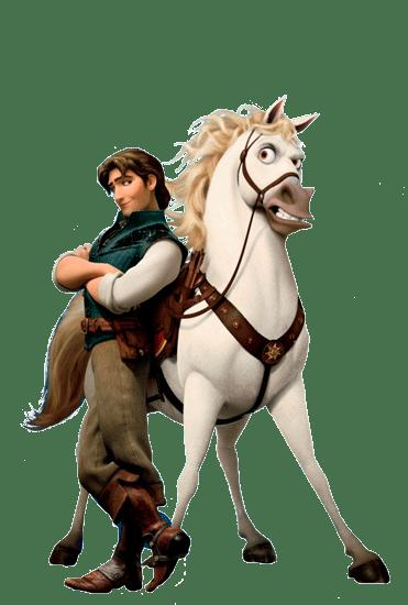Flynn Horse Rapunzel Tangled