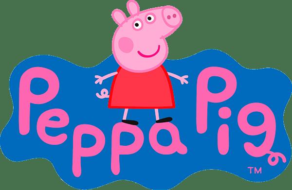 Logo con peppa pig