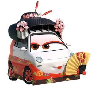Personajes Cars disney