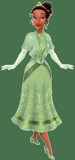Tiana Princess