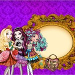 Imágenes y marcos de Ever After High