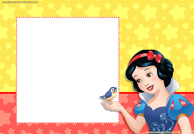 snow white images frames