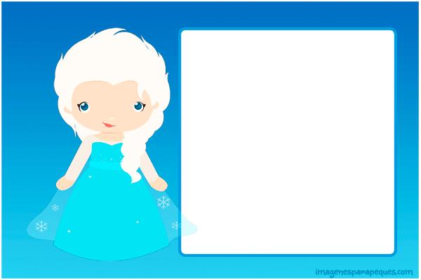Frozen Elsa frames