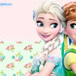 Tarjetas e invitaciones de Frozen