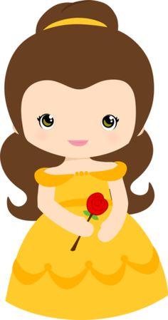 Imágenes de Princesas bebé