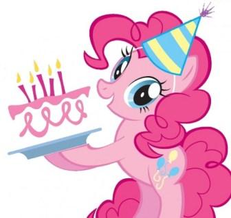 Imágenes My Little Pony cumpleaños