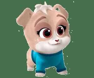 Personajes Puppy Dog Pals