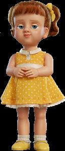 Gaby Gaby toy story 4