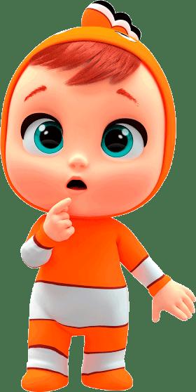 Flipy Cry Babies names